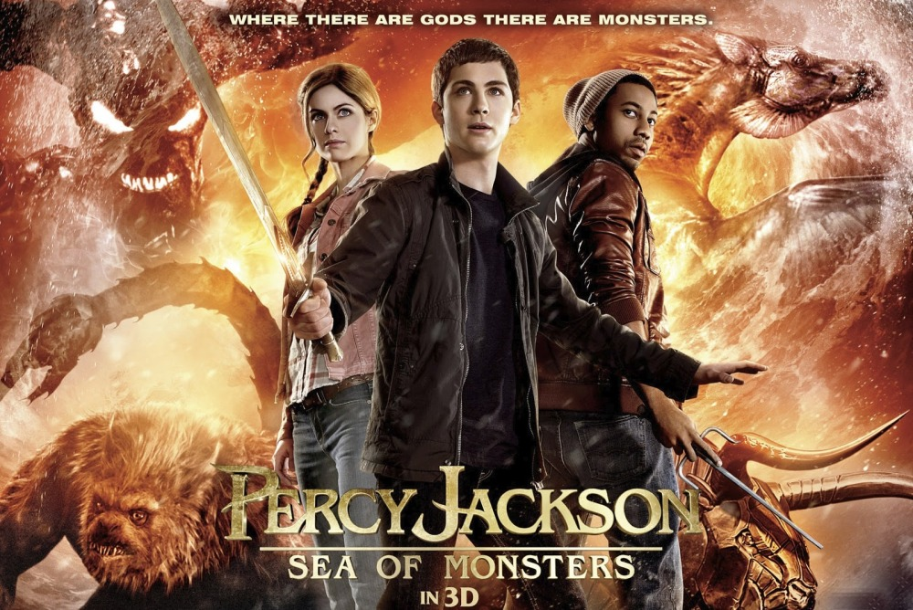 Review: Percy Jackson and Sea of Monsters 2013 | The Alphabet