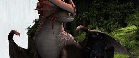HTTYD2 - trailer screenshot 5